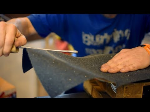 First Cruiser Board Set-Up | Burning Spider Stoke Company | #LunchBreakSessions