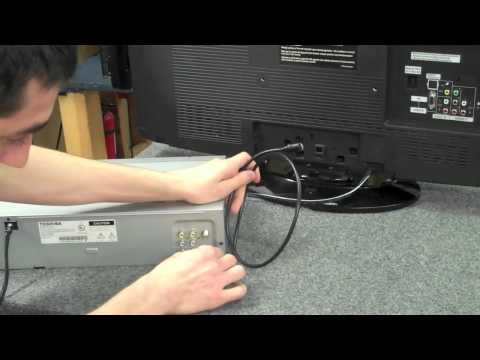 How To Connect Your VCR