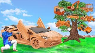 जादुई पेड़ लकड़ी वाहन Magical Tree Wooden Vehicles Comedy Video Hindi Kahaniya हिंदी कहानियां Comedy