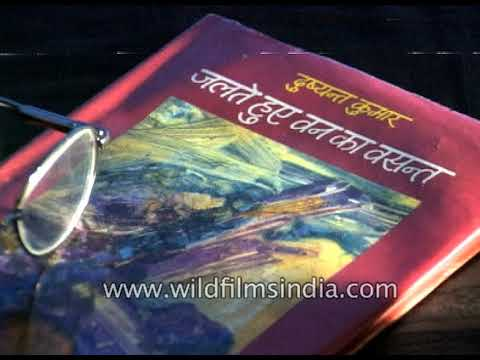 Hindi and Japanese poetry books in India
