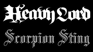 Download Heavy Lord - Scorpion Sting Video