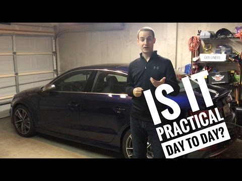 Audi A3/S3 Practicality - Day to Day Experiences