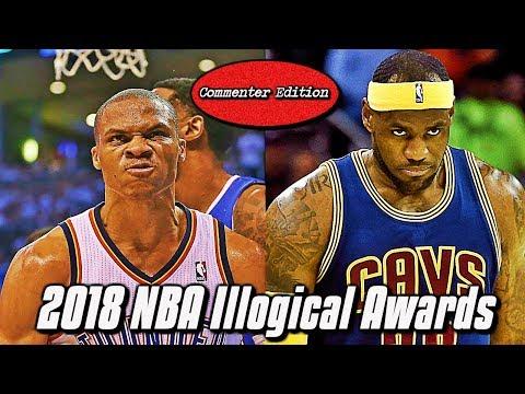 The 2018 NBA Illogical Awards: Commenter Edition