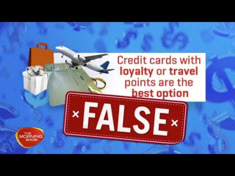 Credit Card Myths Busted! | The Morning Show with Jo Ucukalo | Two Hoots Tips