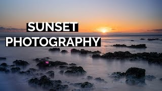 Sunset Photography Tips   Tutorial Tuesday