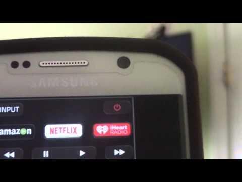VIZIO SMART TV REMOTE APP VizControl