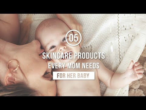 5 Skin care products with beneficial herbs for babies | Babygogo