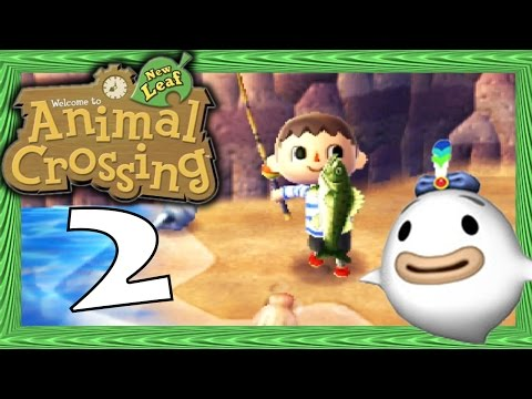 Animal Crossing: New Leaf - Part 2 | THE PERFECT ORANGE!!!