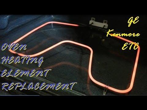 Oven Heating Element Replacement GE Kenmore ETC Ranges