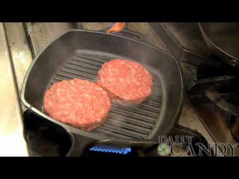 Daniel Boulud's Perfect Burger