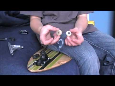 How to change your bushings