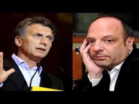 Baby - ex sides kk quieren golpear a Macri 23/04/18