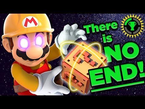 Game Theory: Super Mario Maker, BIGGER than the UNIVERSE!