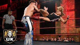 Pete Dunne vs. Noam Dar - WWE UK Title Match: WWE NXT UK, Oct. 17, 2018