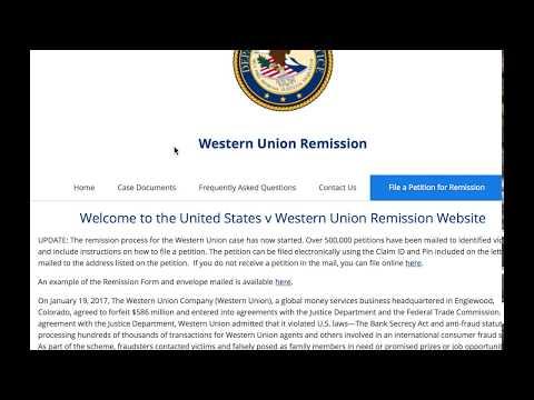 Craigslist CRAIGSLIST SCAM  RECOVERY MONEY WESTERN UNION SCAM $586 MILLION REFUNDS