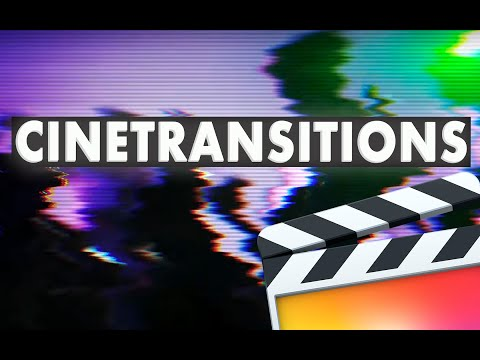 CineTransitions 2.0 for FCPX