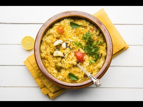 Dal khichdi- very healthy for babies