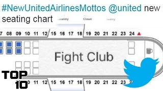 Top 10 United Airlines Twitter Roasts – Part 2