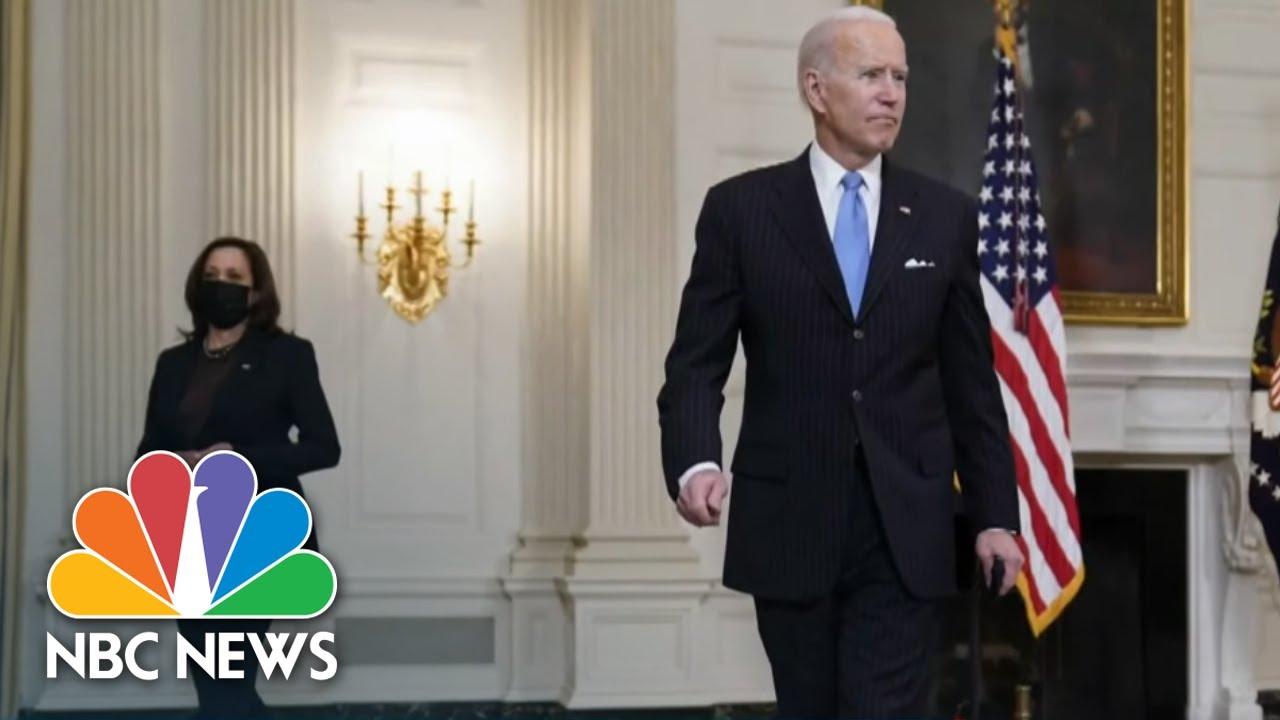 NBC News NOW Full Broadcast - March 5th, 2021 | NBC News NOW