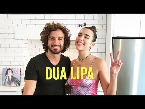 Cooking with Friends | Dua Lipa | In-a-hurry Cottage Pie