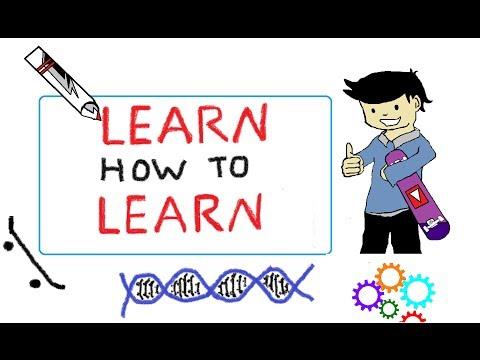 SKATEBOARDING - LEARN HOW TO LEARN