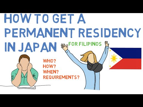 How to get a Permanent Residency in Japan (ENGLISH SUBS