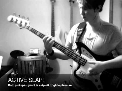 • Active Vs Passive Fender Bass tones •