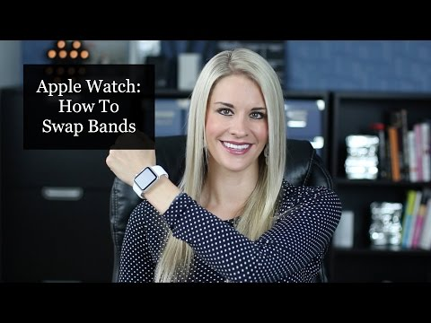 Apple Watch: How To Change Bands