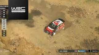 WRC - Rally Guanajuato México 2018: Highlights Stages 20-21
