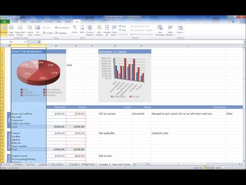 How to Freeze Rows and Columns in Microsoft Excel