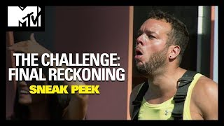 I Just Puked & Now I Wanna Die | The Challenge: Final Reckoning | MTV