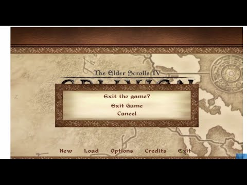 How to Install/Play Elder Scrolls IV Oblivion on Mac? Walkthrough/Tutorial
