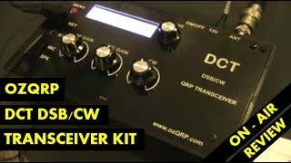 Review: OzQRP MDT 7 MHz DSB transceiver kit - PakVim net HD