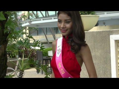 Lim Nai Sin (Cambodia), Miss Chinese World 2017, AB Camera