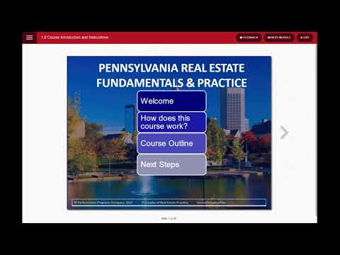 How to become a real estate agent in Pennsylvania 2018