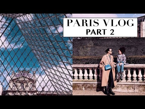 Paris Vlog Part 2: Unboxing Party & Cooking Class