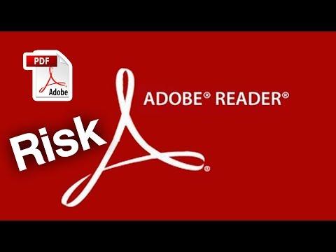 Adobe Reader इस्तेमाल करते है तो ध्यान दे ये Risk