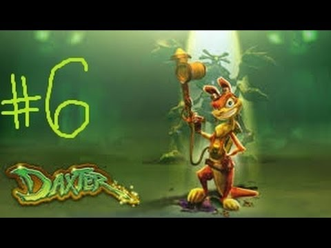 jak and daxter hd collection  (daxter psp) part6 jak2 story fish cannery