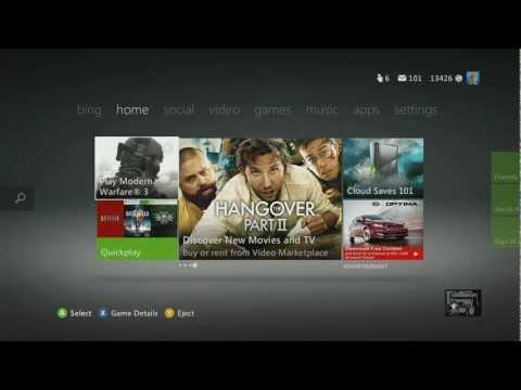 New Xbox 360 Update