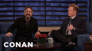 Download Marc Maron's Issues With Marvel Movies - CONAN on TBS Video