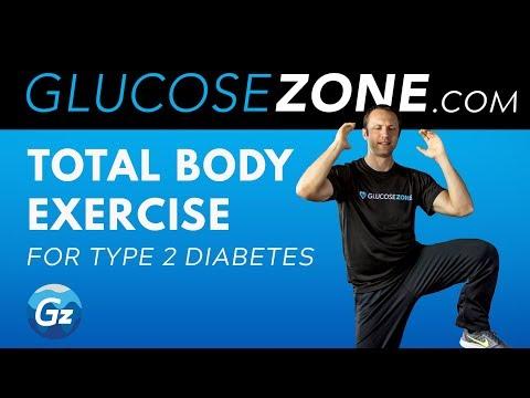Total Body Exercise for Diabetes: GLUCOSEZONE