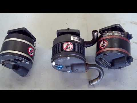 Introduction to Vacuum Pumps  - Grumman Style