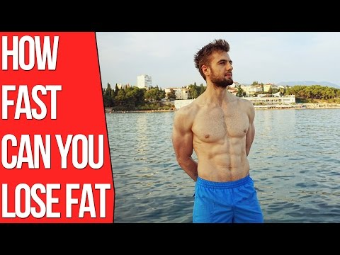 How Fast Can You Lose Fat? (Backed by Science)