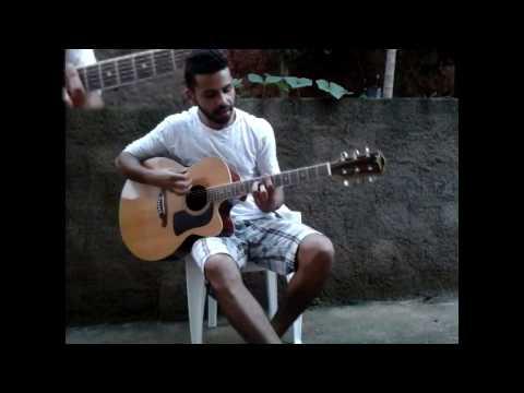 Ritmo Quente - Ingrata solidão (violão cover)