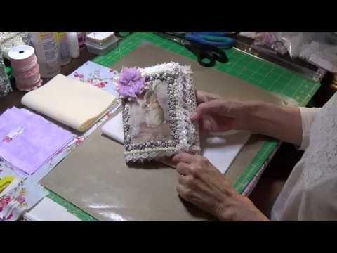 Fabric Flip Book Tutorial