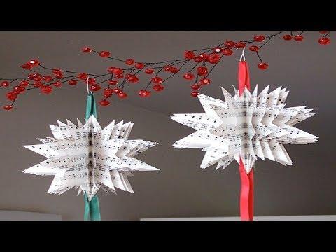 2017 Christmas Paper Decoration Ideas 3