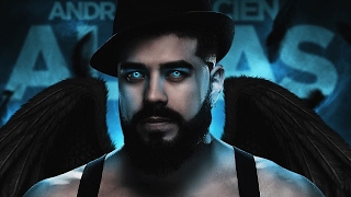 "WWE/NXT Andrade ""Cien"" Almas (La Sombra) ""Silent"" [Thanks for 41k+ subs!] HD"
