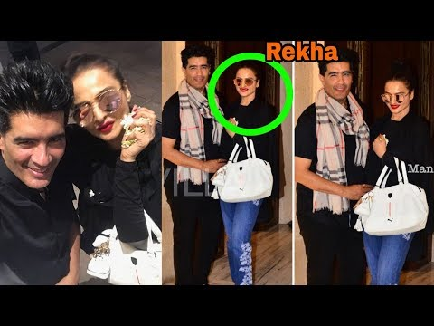 Xxx Mp4 Shocking Rekha After Recent Plastic Surgery Looks So Young Like 25 Old Actress Proof Video 3gp Sex