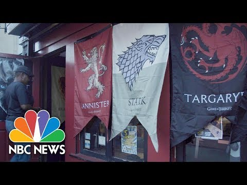 'Game Of Thrones' Watch Parties: Where Fans Go To Get Weird | NBC News