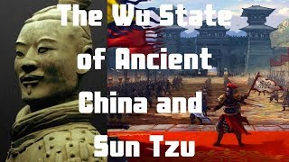 The Wu State of Ancient China and Sun Tzu